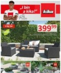 "KIKA ""Die Nr. 1 bei Wohnideen."" KIKA ""Die Nr. 1 bei Wohnideen."" Angebote 14.03 - 28.08.201"