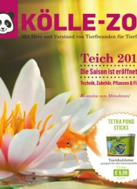 Kölle Zoo Teich 2016 März 2016 KW12 1