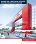 Segmüller Wir suchen Sie! Segmüller in Pulheim bei Köln. Das neue Einrichtungshaus April 2016 KW13
