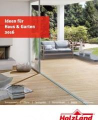 HolzLand Filderstadt Ideen für Haus & Garten 2016 April 2016 KW13