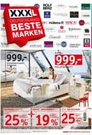 XXXL Einrichtungshäuser XXXL Deutschlands beste Marken April 2016 KW17 1