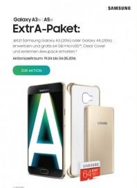 Samsung ExtrA-Paket April 2016 KW16