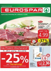 EUROSPAR EUROSPAR Angebote 28.04 - 11.05.2016 April 2016 KW17