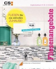 Schmidt-Rudersdorf Fliesen für ein stilvolles Zuhause Mai 2016 KW17