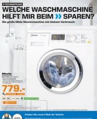 Saturn Welche Waschmaschine hilft mir beim Sparen Mai 2016 KW18