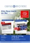 Curtius Apotheke Alles Neue macht der Mai Mai 2016 KW17