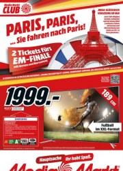 MediaMarkt Paris, Paris, ... Sie fahren nach Paris Mai 2016 KW18