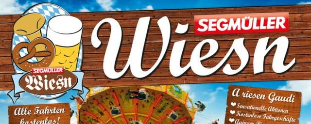 Segmüller Auf gehts zur Segmüller Wiesn Mai 2016 KW20 2
