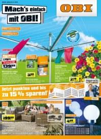 OBI Angebote Mai 2016 KW20