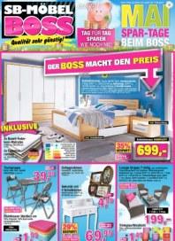 SB Möbel Boss Qualität sehr günstig Mai 2016 KW20