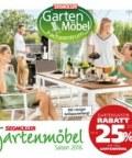 Segmüller Gartenmöbel: Saison 2016 Mai 2016 KW20