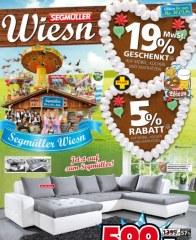Segmüller Segmüller Wiesn - Jetzt auf zum Segmüller Mai 2016 KW21