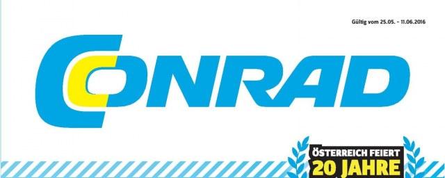 Conrad Österreichs größtes Technikparadies Conrad Österreichs größtes Technikparadies Angebote 25.05