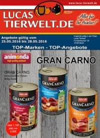 Lucas Tierwelt TOP-Marken - TOP-Angebote Mai 2016 KW21