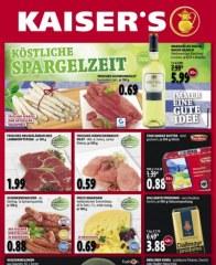 Kaiser's Köstliche Spargelzeit Mai 2016 KW22 1