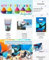 Tedi GmbH & Co. KG Partyartikel Juni 2016 KW22