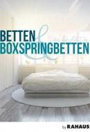 Rahaus Betten & Boxspringbetten Juni 2016 KW22