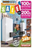Segmüller megastore - Summer Sale Juni 2016 KW24