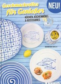 Rahaus Geschmackvolles für Genießer Juni 2016 KW24