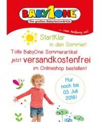 BabyOne Startklar in den Sommer Juni 2016 KW25