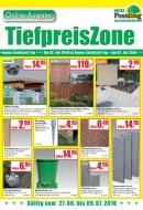 Holz Possling Tiefpreiszone Juni 2016 KW26