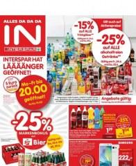 Interspar Alles da da da INTERSPAR Alles da da da Angebote 23.06 - 06.07.2016 Juni 2016 KW25