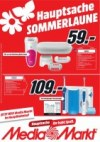 MediaMarkt Hauptsache Sommerlaune Juni 2016 KW26