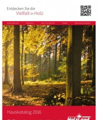 HolzLand Metzger Hauskatalog 2016 Juni 2016 KW26