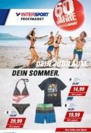Intersport Dein Jubiläum. Dein Sommer Juni 2016 KW26 2