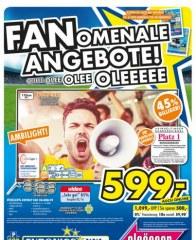 Euronics FANomenale Angebote Juni 2016 KW26