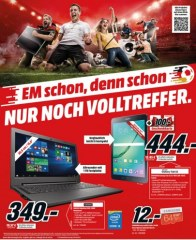 MediaMarkt Nur noch Volltreffer Juni 2016 KW26