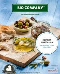 Bio Company Köstlich mediterran Juni 2016 KW26