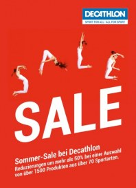 DECATHLON Sale Juli 2016 KW26