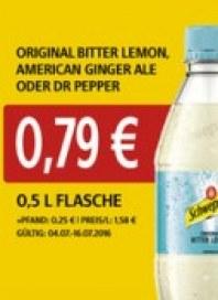 Getränke Hoffmann Heute schon geschweppt Juli 2016 KW27