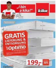 "KIKA ""Die Nr. 1 bei Wohnideen."" KIKA ""Die Nr. 1 bei Wohnideen."" Angebote 11.07 - 31.07.201"