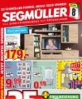 Segmüller Segmüller - Jetzt richtig sparen Juli 2016 KW29