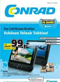 Prospekte Conrad Österreichs größtes Technikparadies Angebote Februar 2018 KW08