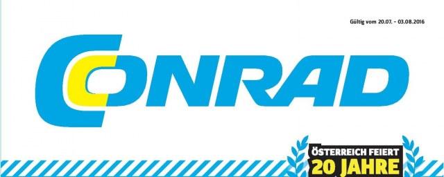 Conrad Österreichs größtes Technikparadies Conrad Österreichs größtes Technikparadies Angebote 20.07
