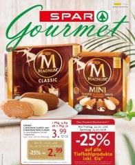Spar Gourmet Spar Gourmet Angebote 21.07 - 03.08.2016 Juli 2016 KW29