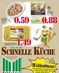 Marktkauf Schnelle Küche Juli 2016 KW30