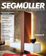 Segmüller Segmüller - Qualität & Grenzenlose Vielfalt Juli 2016 KW30