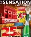 Segmüller Jahrhundertfeier - Die Sensation in Weiterstadt Juli 2016 KW30