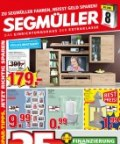 Segmüller Segmüller - Jetzt richtig sparen Juli 2016 KW30 1