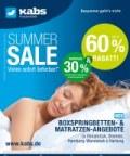 Kabs Polsterwelt Summer Sale Juli 2016 KW30 1