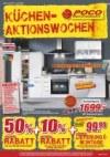 POCO Küchenaktionswochen Juli 2016 KW30