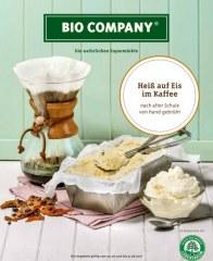Bio Company Heiß auf Eis im Kaffee August 2016 KW31 1