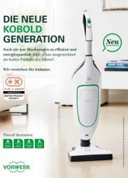 Vorwerk Die neue Kobold Generation August 2016 KW31