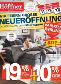 Höffner Höffner ... Wo Wohnen wenig kostet August 2016 KW31