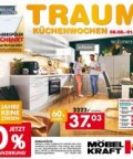 Möbel Kraft Traumküchenwochen August 2016 KW32
