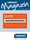 Cyberport 10 Euro Gutschein für Ihren Einkauf im Cyberport Store August 2016 KW32